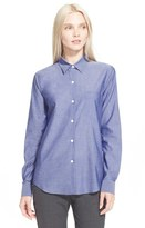 Theory Women's 'Perfect' Cotton Shirt