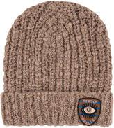Scotch & Soda Loose stitch knit hat