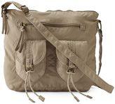 Mudd Audra Braided Crossbody Bag