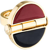 Marc by Marc Jacobs Enamel Hinge Ring