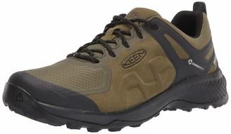 Keen Mens Explore Waterproof Hiking Shoe