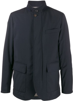 Canali padded down jacket