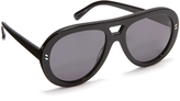 Stella McCartney Pilot Aviator Sunglasses