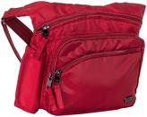 Lug Cardinal Red Sidekick Excursion Shoulder Bag