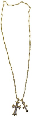 Chrome Hearts Gold Yellow gold Necklaces