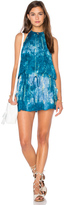 Blue Life Island Halter Dress
