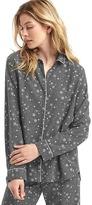 Gap Lodge flannel sleep shirt