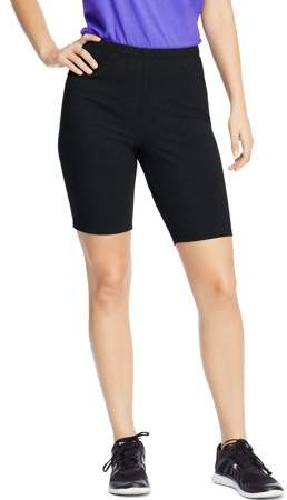 Just My Size Women`s Plus-Size Stretch Jersey Bike Short