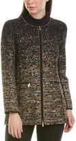Lafayette 148 New York Karina Wool-Blend Jacket