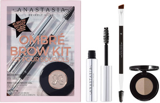 Anastasia Beverly Hills Brow Kit #3 Ombre Brow Kit 8.97g (Various Shades) - Taupe