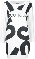 Moschino Boutique print T-shirt dress