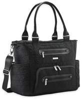 JJ Cole Stitch Caprice Diaper Bag in Black