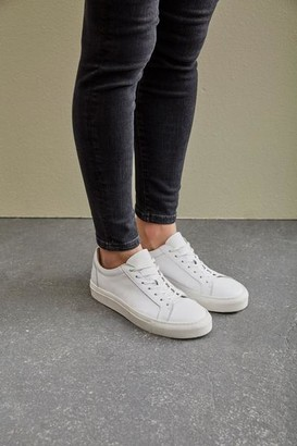 Selected Donna White Trainers - 41