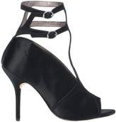Max Studio Pika - Satin Peep Toe Ankle Strap Evening Sandals