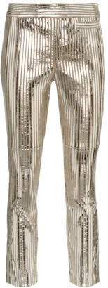 Isabel Marant Novida Leather Trousers