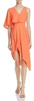 Elliatt Glow One-Sleeve Asymmetric Dress