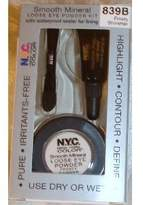 N.y.c. Smooth Mineral Loose Eye Powder Kit B Frosty Shimmer