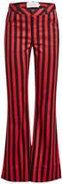 Marques Almeida Marques' Almeida Striped Flared Pants