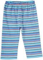 Zutano Multi Stripe Pants (Baby) - Periwinkle-24 Months