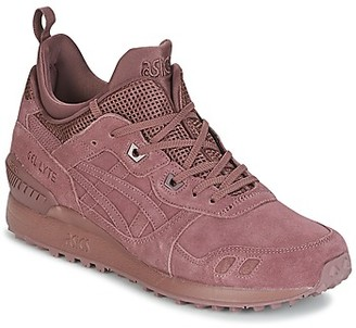 Asics GEL-LYTE MT men's Shoes (Trainers) in Red