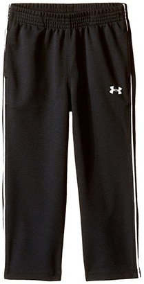 Under Armour Kids Midweight Warm-Up Pants (Little Kids/Big Kids) (Black) Boy's Casual Pants