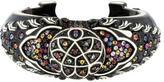 MCL by Matthew Campbell Laurenza Sapphire & Enamel Cuff Bracelet