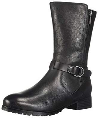 SoftWalk Women's Marlowe Motorcycle Boot