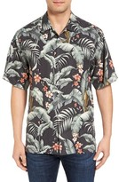 Tommy Bahama Men's Big & Tall Blumenau Original Fit Silk Camp Shirt