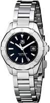 Tag Heuer Women's WAY1410.BA0920 Aquaracer Analog Display Quartz Watch