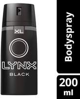 Lynx Black Body Spray 200ml