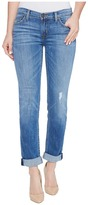 Hudson Tally Cropped Skinny Five-Pocket Jeans in Intruder Women's Jeans