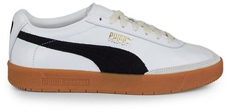 Puma Men's Oslo-City OG Leather Suede Sneakers