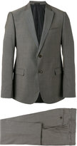 Armani Collezioni formal suit - men - Acetate/Viscose/Wool - 52