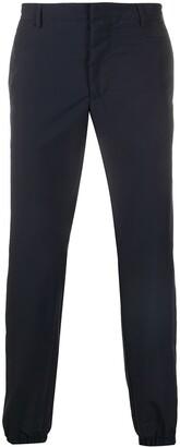 Prada Elasticated Cuff Tailored Trousers