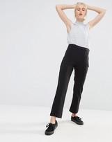 Monki Tailored Slim Leg Pant