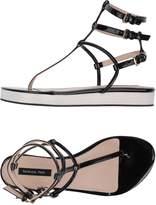 Patrizia Pepe Toe strap sandals - Item 11236373