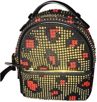 Les Petits Joueurs Multicolour Velvet Backpacks