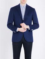 Corneliani Single-breasted cashmere jacket