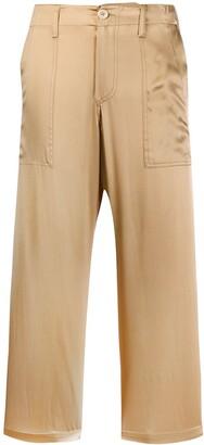 Jejia Satin Panel Trousers