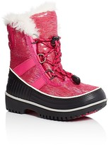 Sorel Girls' Tivoli II Cold Weather Boots - Toddler, Little Kid