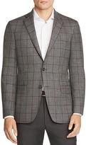 Hart Schaffner Marx Windowpane Classic Fit Sport Coat: 100% Bloomingdale's Exclusive