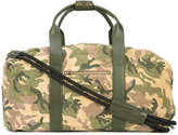 Buscemi camouflage print holdall