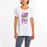 Lucy Graphic Tee - Run Day