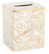 Jonathan Adler Malachite Tissue Box Cover
