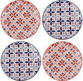 Pols Potten Plates Set of 4 - Petal