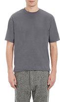 TOMORROWLAND Men's Boxy T-Shirt-GREY