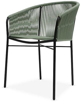 Mexa Anais Armchair - Olive Green