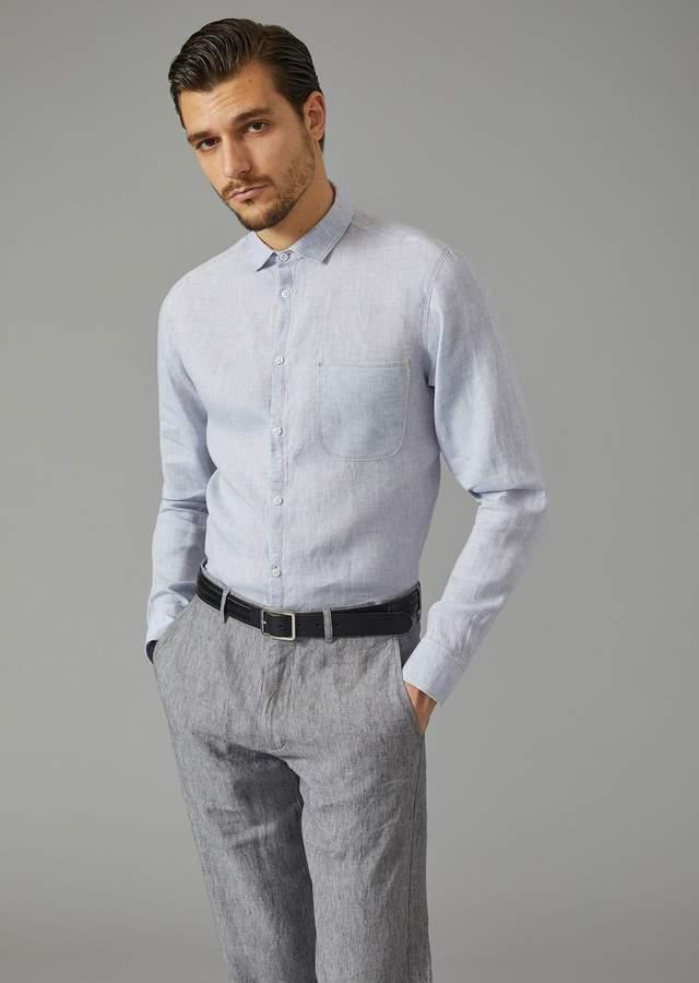 Giorgio Armani Linen Shirt