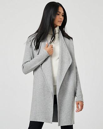 Le Château Knit Waterfall Sweater Coat