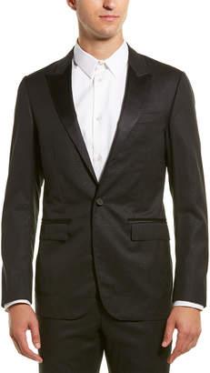 Lanvin 2Pc D8 Wool Suit